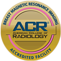 Breast Magnetic Resonance Imaging Accredited Facility