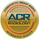 Stereotactic Breast Biopsy Accredited Facility