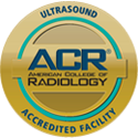 Ultrasound Accredited Facility